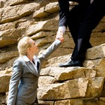 two ways leaders get to the top