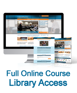 Full On-Demand Course Library Access